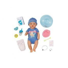 Кукла интерактивная Baby born «Мальчик» 43 см