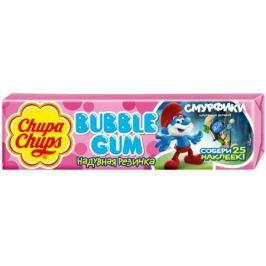 Жевательная резинка Chupa Chups «Bubble Gum» 21 г