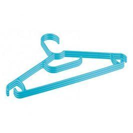 Вешалка для одежды Пластишка 3 шт. в ассортименте