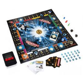 Настольная игра Монополия с банковскими картами (обновленная)