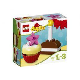 Конструктор LEGO DUPLO My First 10850 Мои первые пирожные