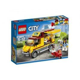 Конструктор LEGO City 60150 Фургон-пиццерия