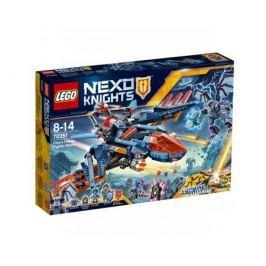 Конструктор LEGO Nexo Knights 70351 Самолёт-истребитель Сокол Клэя