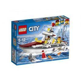 Конструктор LEGO City 60147 Рыболовный катер