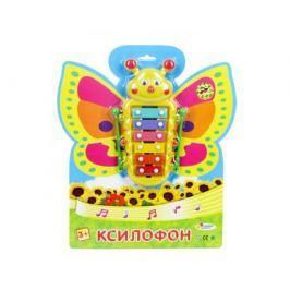 Развивающая игрушка Играем вместе «Ксилофон Бабочка»