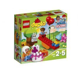 Конструктор LEGO DUPLO Town 10832 День рождения