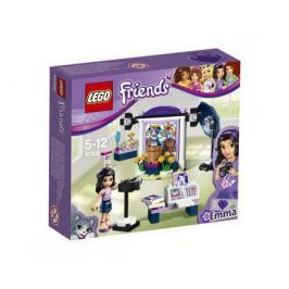 Конструктор LEGO Friends 41305 Фотостудия Эммы