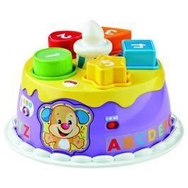 Развивающая игрушка Fisher Price «Смейся и учись: Торт с волшебными огоньками»