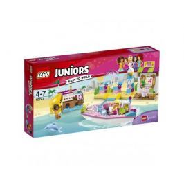 Конструктор LEGO Juniors 10747 День на пляже с Андреа и Стефани