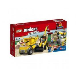 Конструктор LEGO Juniors 10734 Стройплощадка