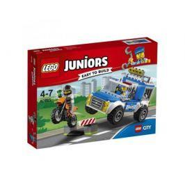 Конструктор LEGO Juniors 10735 Погоня на полицейском грузовике