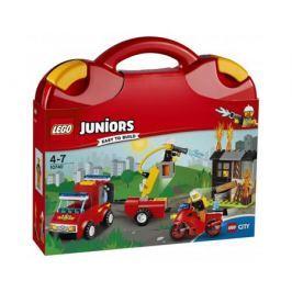 Конструктор LEGO Juniors 10740 Чемоданчик Пожарная команда