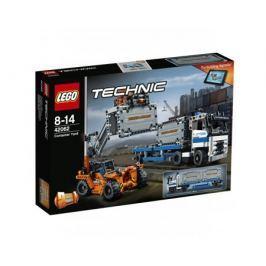 Конструктор LEGO Technic 42062 Контейнерный терминал