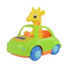 Развивающая игрушка Tomy «Веселый Жираф-водитель» музыкальная