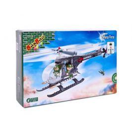 Конструктор Banbao «Военный вертолет», 90 деталей