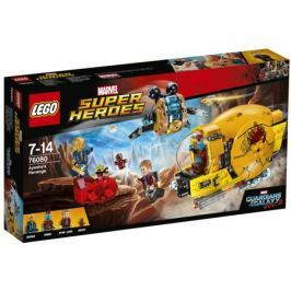 Конструктор LEGO Super Heroes 76080 Месть Аиши