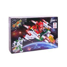 Конструктор Banbao «Космический летательный аппарат», 145 деталей