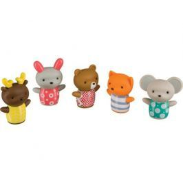 Набор игрушек для ванной Happy Baby «Little Friends»
