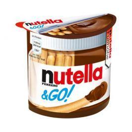 Ореховая паста Nutella & GO