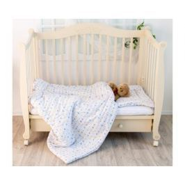 Комплект в кроватку Li-Ly «Игрушки» подушка + одеяло