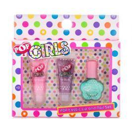 Набор декоративной косметики Markwins «POP Girls» в коробке