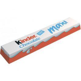 Шоколад молочный Kinder Chocolate Maxi 21 г