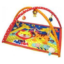 Развивающий коврик MERX «Цирк»