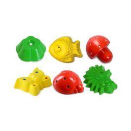 Набор для игры с песком Росигрушка «Лесная полянка»