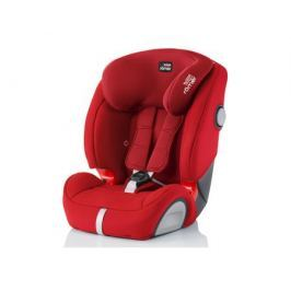 Автокресло Britax Romer «Evolva 1-2-3 SL SICT» 9-36 кг Flame Red Trendline