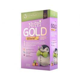 Молочный напиток Nuppi Gold 3 со вкусом ванили с 12 мес. 350 г