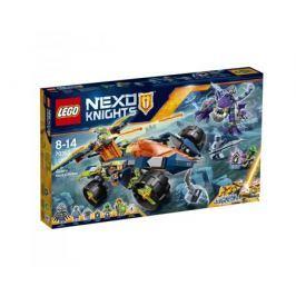 Конструктор LEGO Nexo Knights 70355 «Вездеход Аарона 4x4»