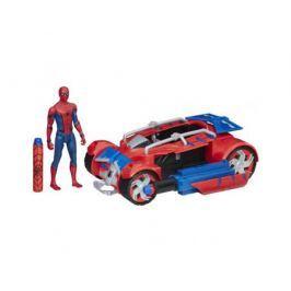 Игровой набор Spider-man «Паутинный город» 15 см