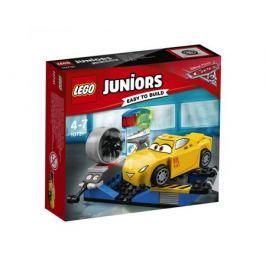Конструктор LEGO Juniors 10731 «Гоночный тренажёр Крус Рамирес»
