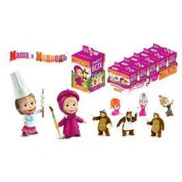 Мармелад с игрушкой Sweet Box «Маша и Медведь» 10 г в ассортименте