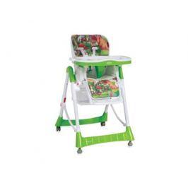 Стульчик для кормления Lorelli «Primo» Green Mushrooms