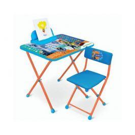 Комплект мебели Ника «Зверополис» с пеналом