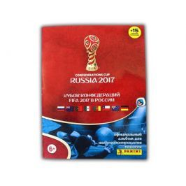 Альбом для наклеек Panini «Кубок Конфедераций FIFA 2017»
