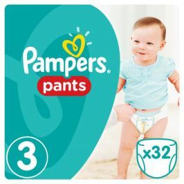 Трусики-подгузники Pampers Pants 3 (6-11 кг) 32 шт.