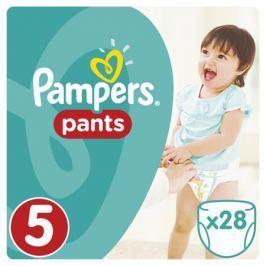 Трусики-подгузники Pampers Pants 5 (11-18 кг) 28 шт.
