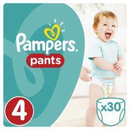 Трусики-подгузники Pampers Pants 4 (8-14 кг) 30 шт.
