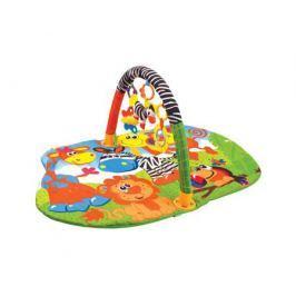 Развивающий коврик Ути Пути «Веселый зоопарк»