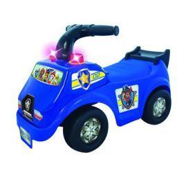Каталка-пушкар Kiddieland «Гонщик- полицейский» синяя