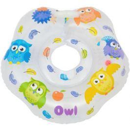 Круг для купания на шею Roxy-kids «Owl» 0-24 мес.