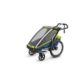 Коляска мультиспортивная (велоприцеп) Thule «Chariot Sport-1» салатовый