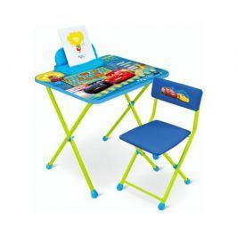 Комплект мебели Ника «Тачки» с пеналом