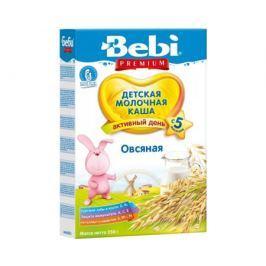 Каша молочная Bebi Premium «Активный день» овсяная с 5 мес. 250 г