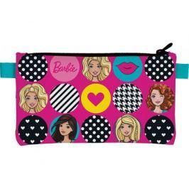 Пенал Seventeen Barbie с одним отделением на молнии