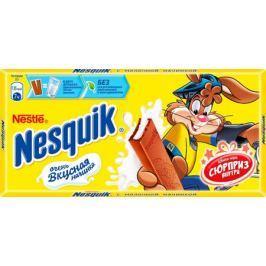 Шоколад Nesquik молочный с молочной начинкой 100 г