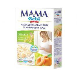 Каша молочная для беременных и кормящих мам Mama & Bebi Premium Злаки с кусочками абрикоса 200 г