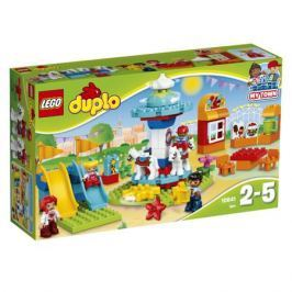 Конструктор LEGO DUPLO Town 10841 Семейный парк аттракционов